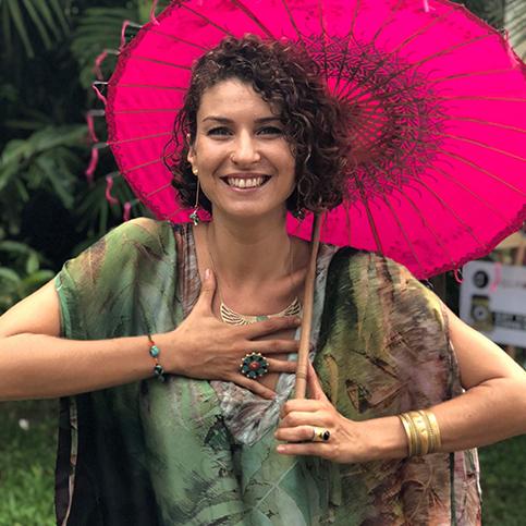 Layla El Khadri  Ubud, Bali  Holistic Transformation Coaching + Counseling