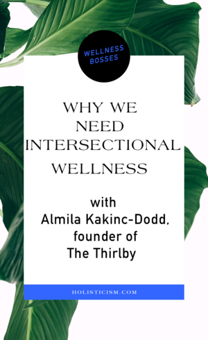 Meet Almila Kakinc-Dodd of The Thirlby