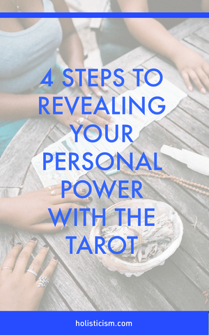 Understanding Your Power Through Tarot