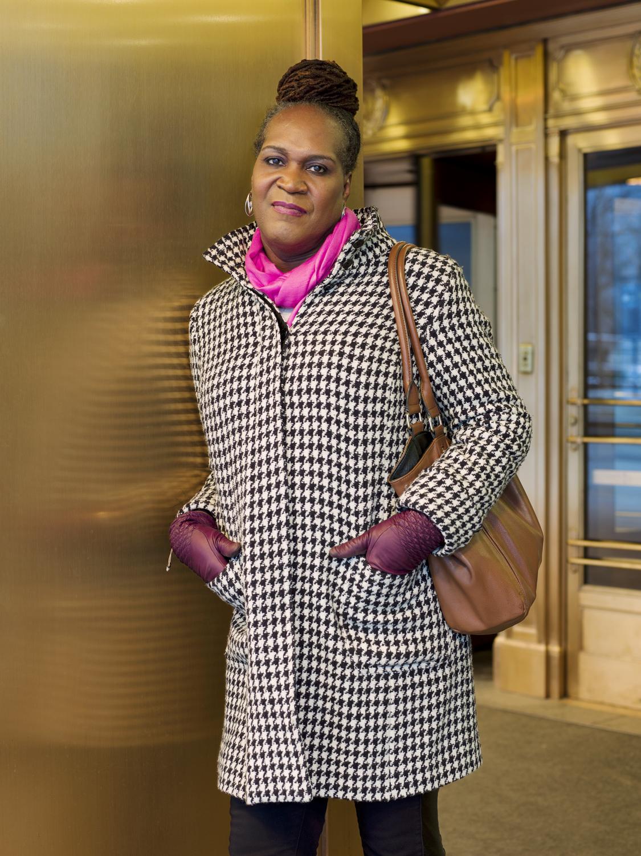Andrea, 54, Minneapolis, MN, 2016