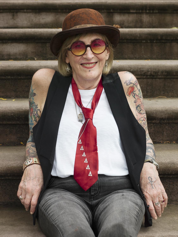 Kate, 69, New York, NY, 2017