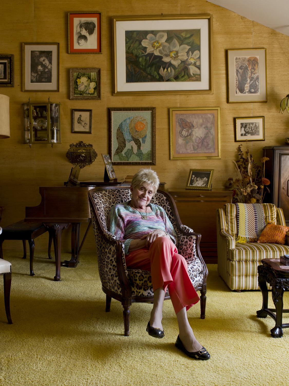 Joanne, 90, Long Island, NY, 2016