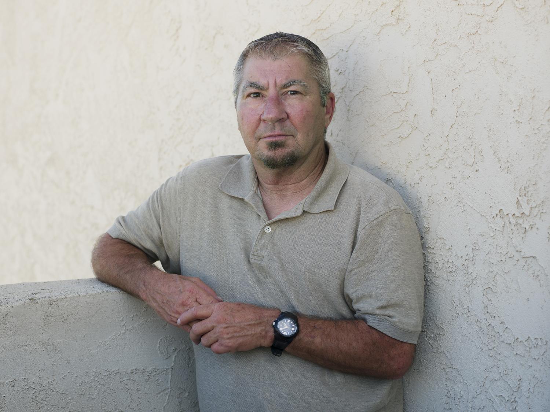 Connor, 61, San Diego, CA, 2014