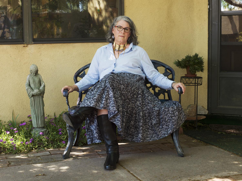 Rhyannon, 57, Santa Fe, NM, 2017