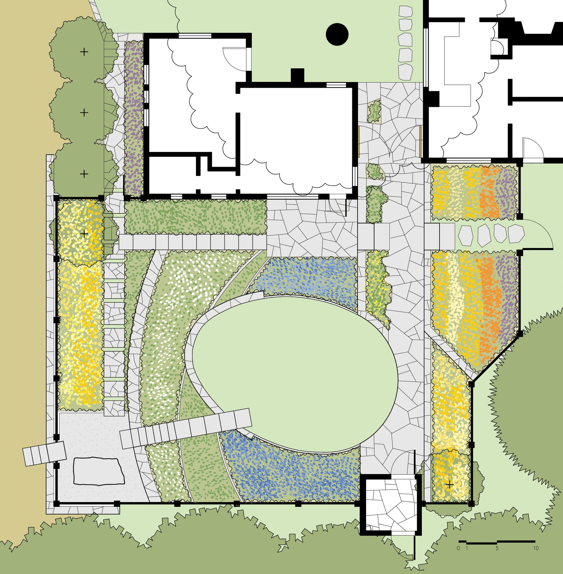 woodstock garden plan