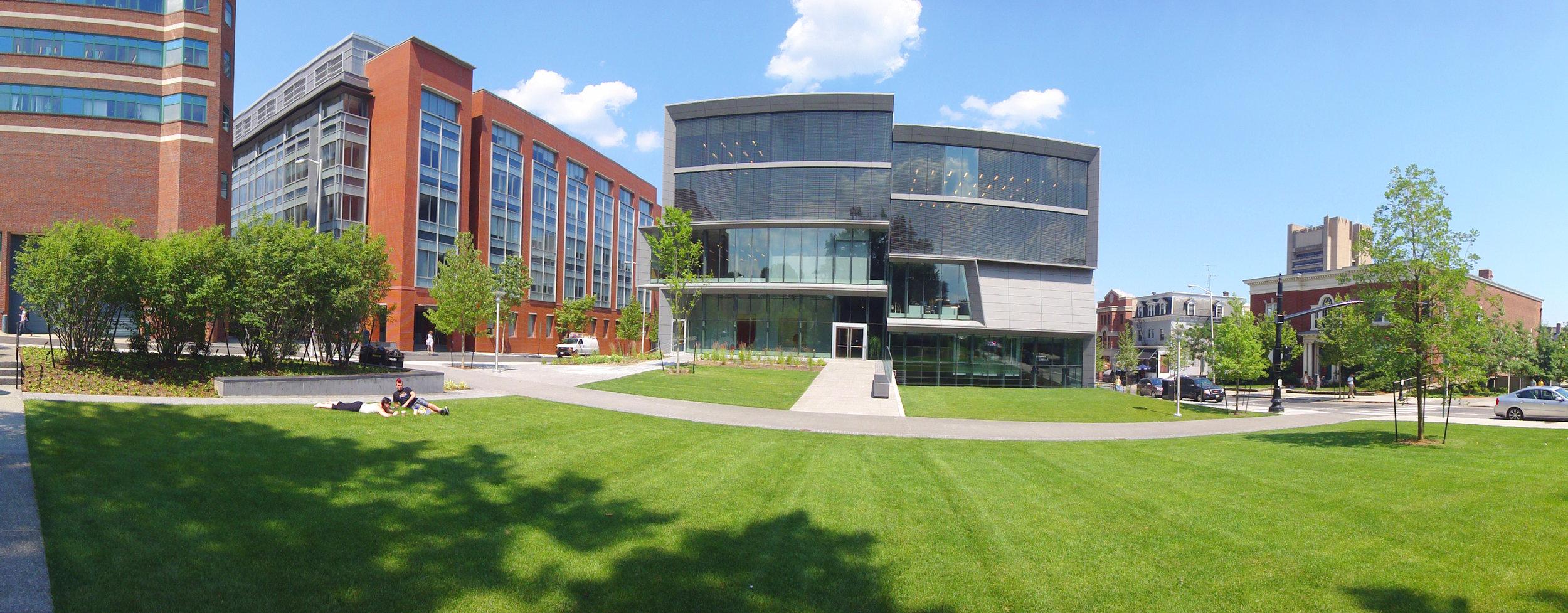 brown creative arts center