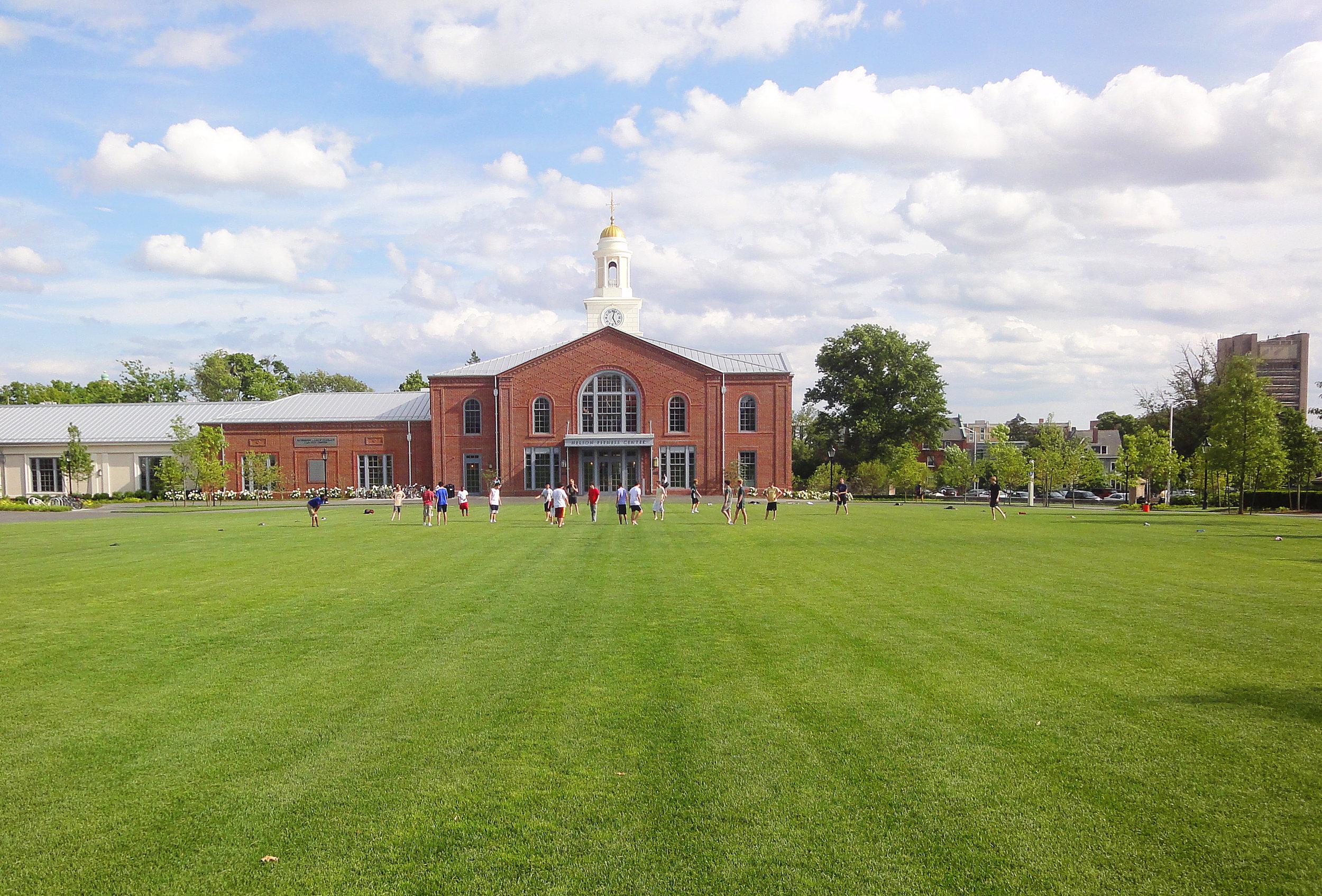 brown university athletic quadrangle