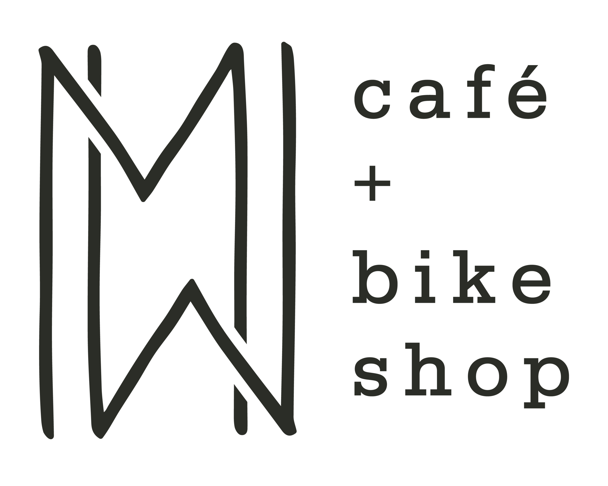 Meriwether Cafe and Bike Shop in Rocheport, MO