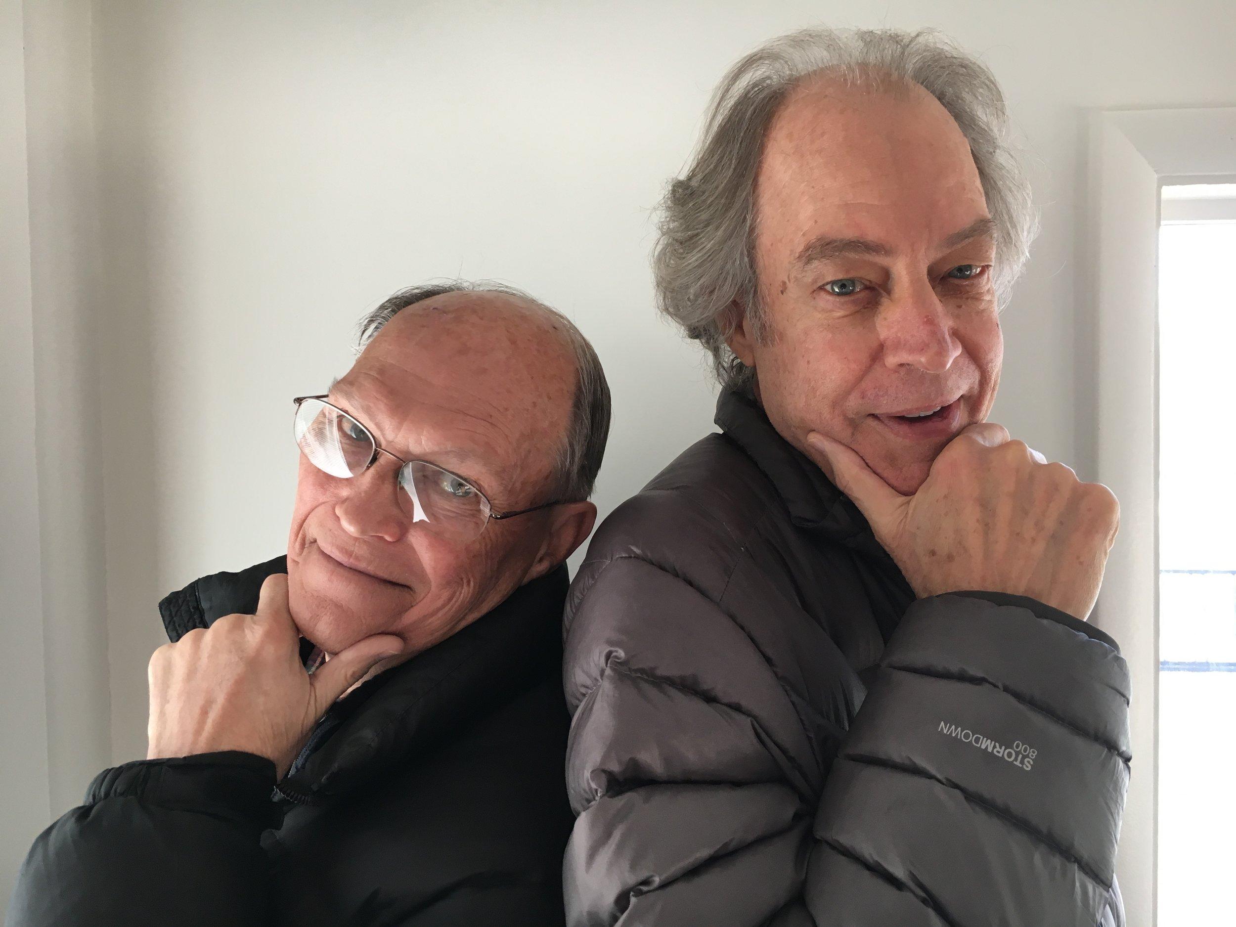 Meriwether's Friendship Ambassadors John and Dave