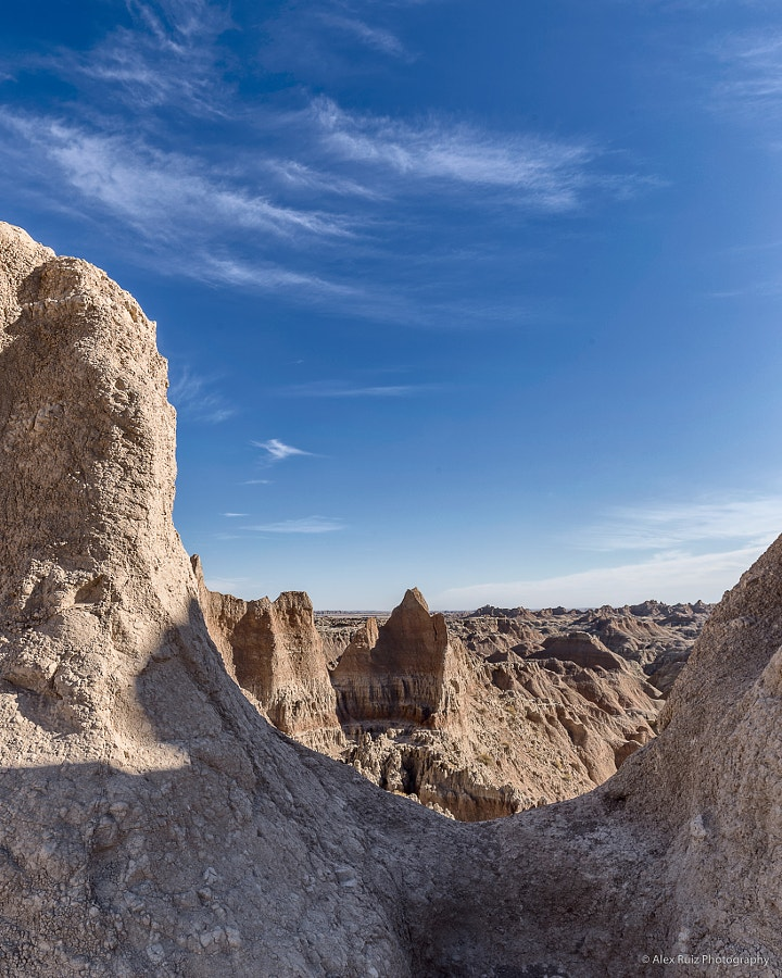 Window to the Badlands