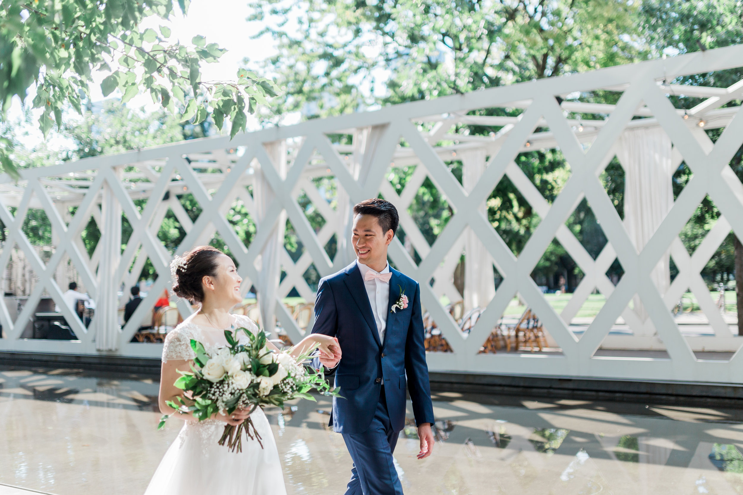 BLUUMBLVD -Colette Grand Cafe Wedding Toronto