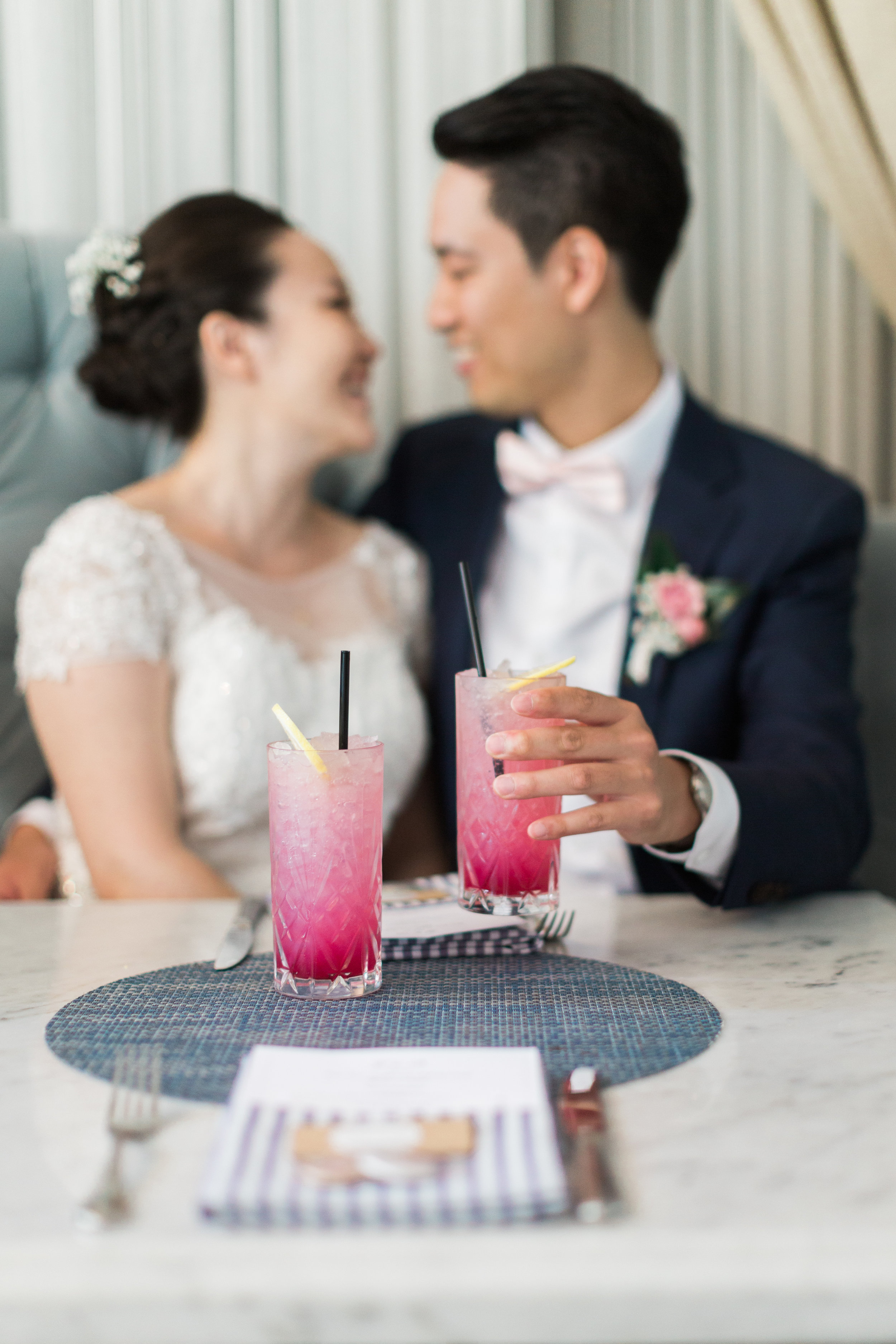 BLUUMBLVD Colette Grand Cafe Toronto Wedding