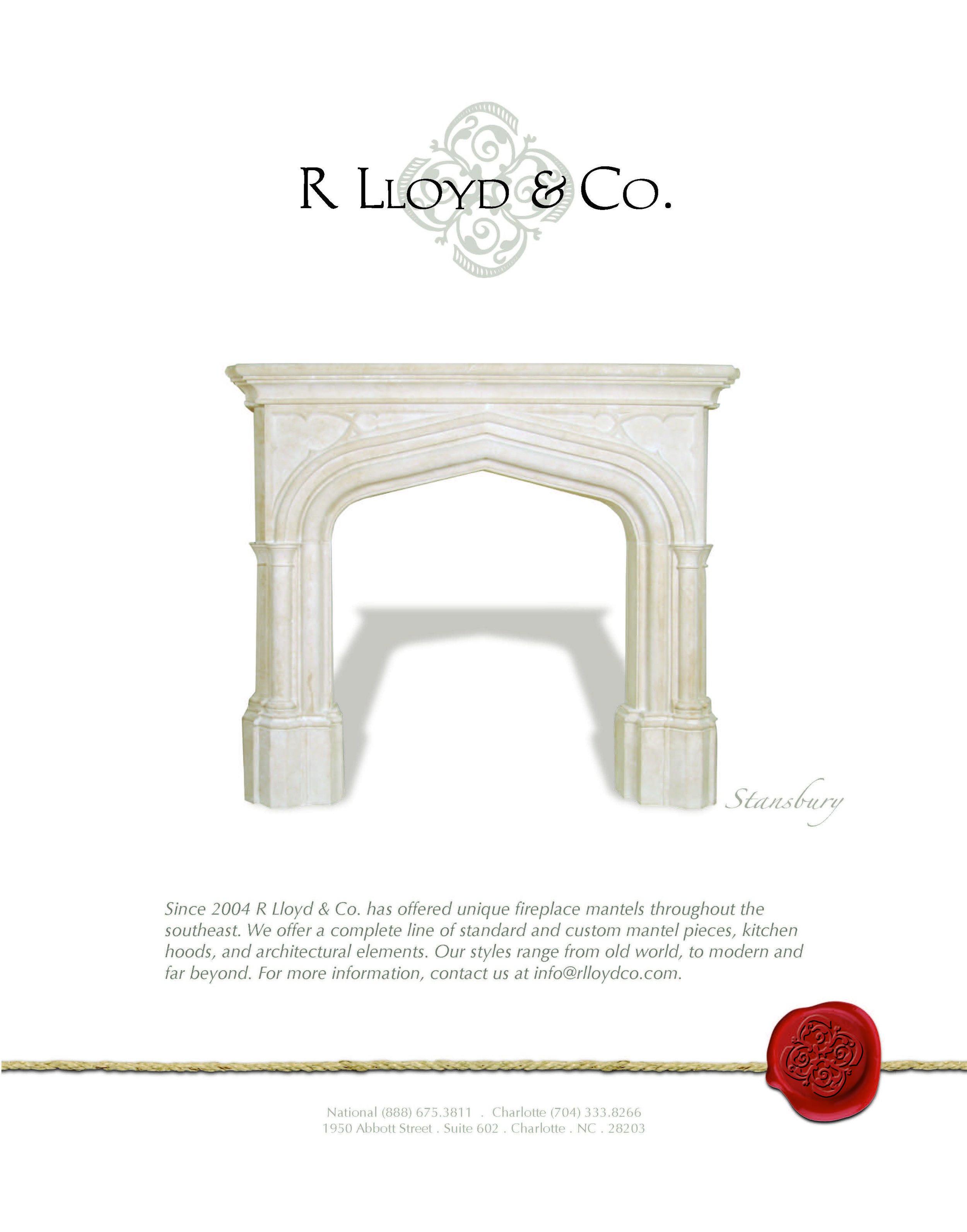 R Lloyd & Co Ad May 2008.jpg