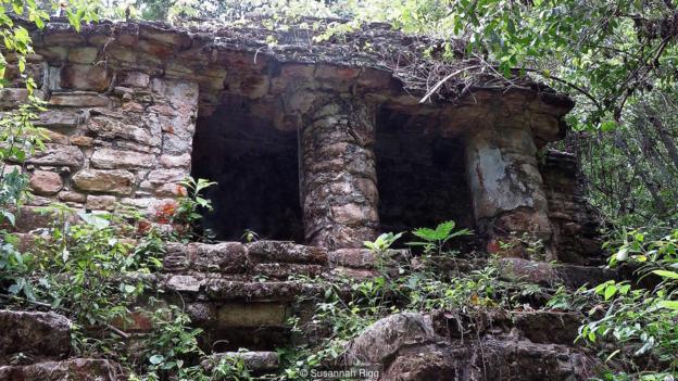 BBC TRAVEL- Mexico's 500 Year Jungle Dwellers     Photo Credit: Susannah Rigg