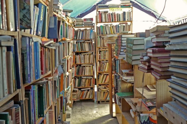 AFAR- A Book Lover's Guide to Mexico     Photo credit: Iván Santiesteban/Flikr