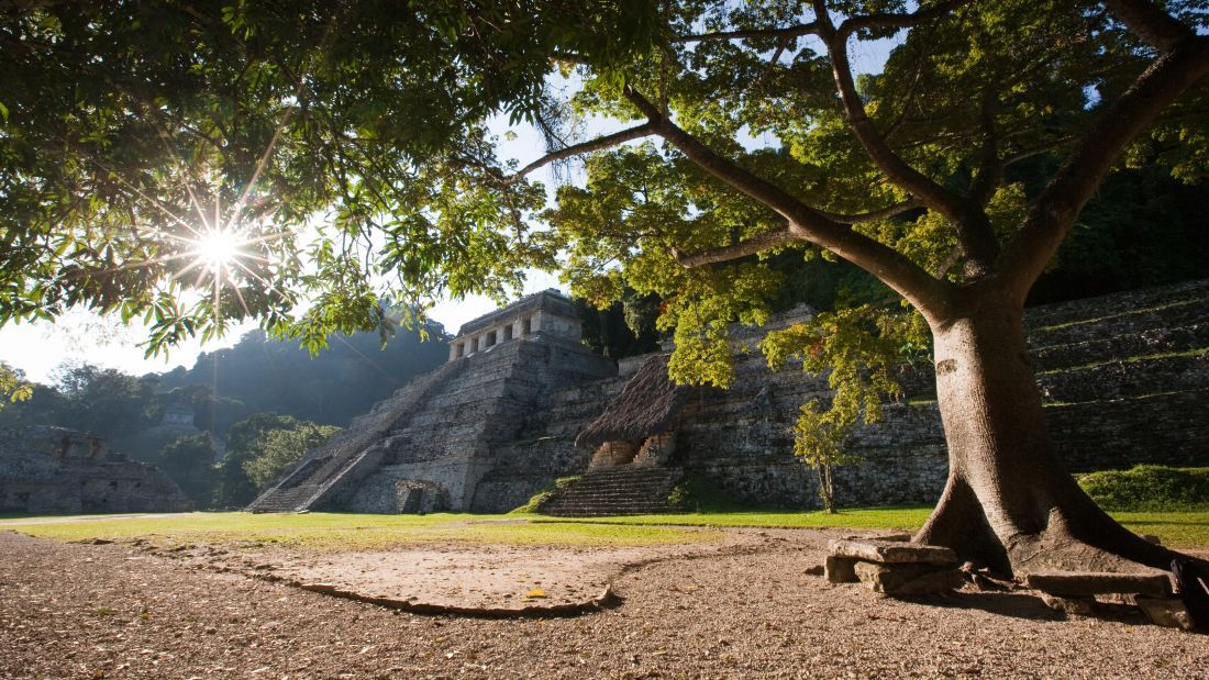 CNN TRAVEL - Mexico's Palenque is the Best Historical Site you've Never Heard Of     Photo Credit: CNN Travel
