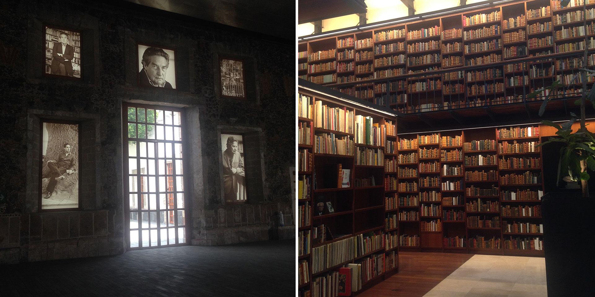 MARRIOTT TRAVELER - Un guía de Ciudad de Mexico para los Amantes de los Libros     Photo credit: Susannah Rigg
