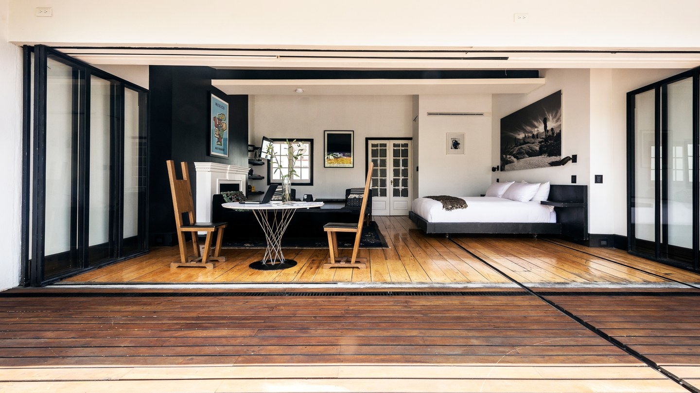 CONDE NAST TRAVELER - 19 Best Boutique Hotels in Mexico City     Photo credit: Hotel Valise