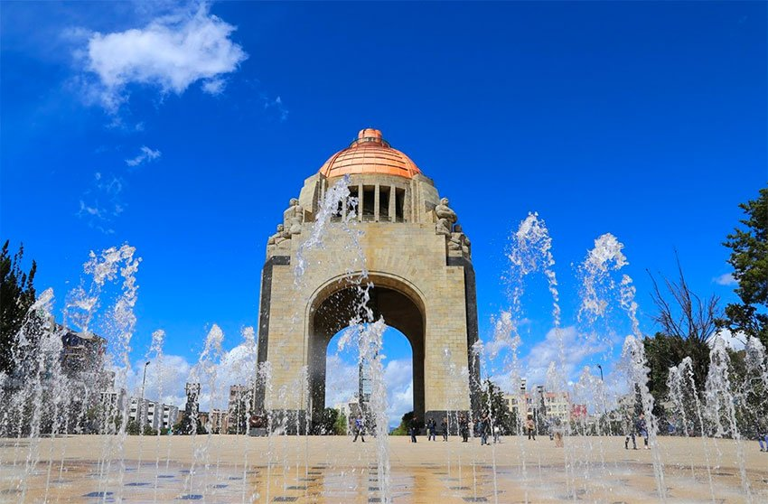 MEXICO NEWS DAILY - Learn More About the Mexican Revolution with a Visit to its Monument     Photo credit: Mexico News Daily