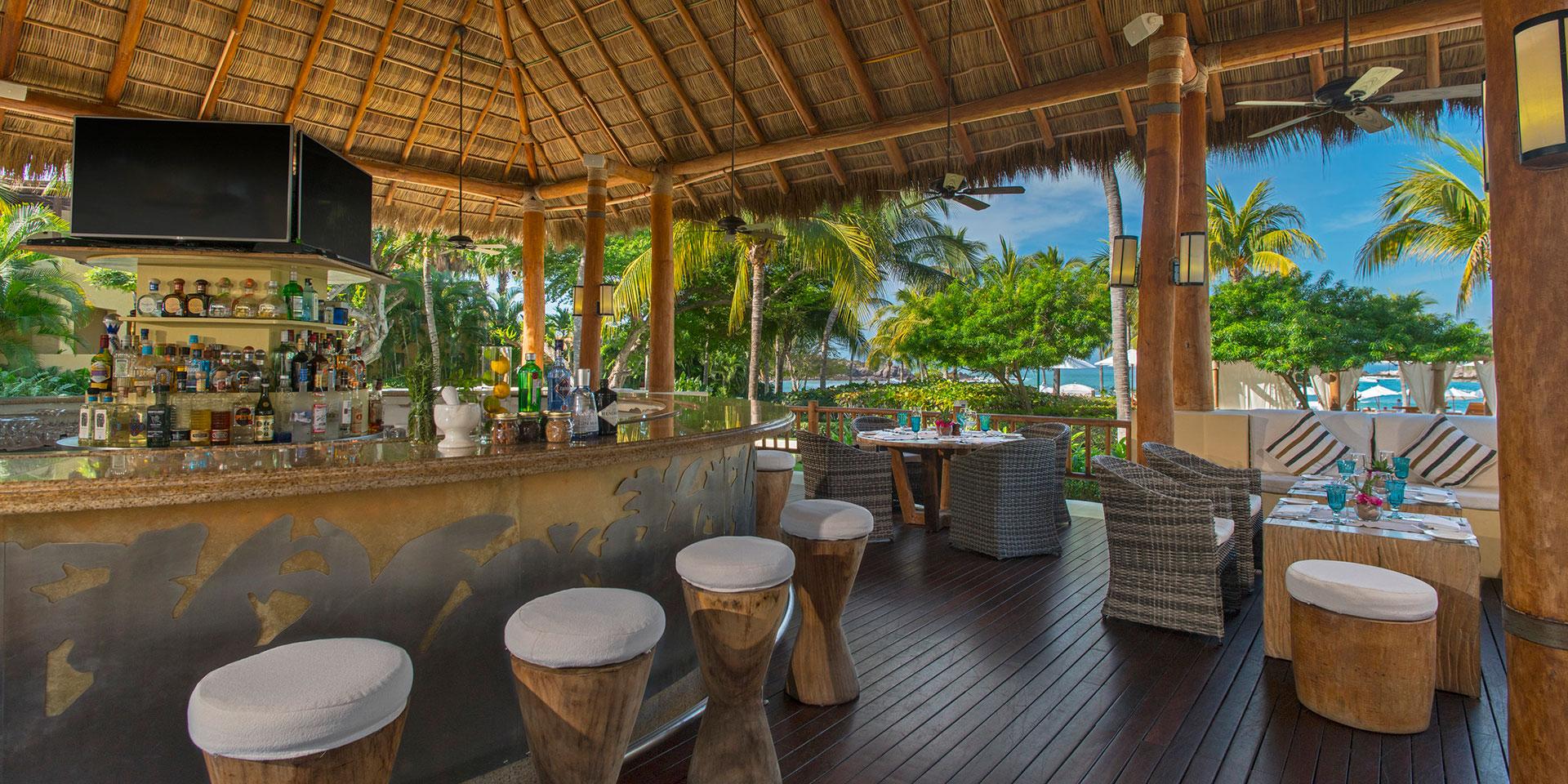 MARRIOTT TRAVELER - Estos son los Mejores Cocktails que Probarás en Punta de Mita     Photo credit: Marriott Traveler