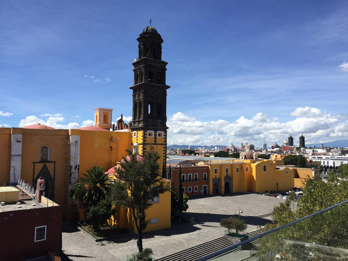 THE INDEPENDENT - Why Puebla is Mexico's Coolest Under-the-Radar City     Photo Credit: Susannah Rigg