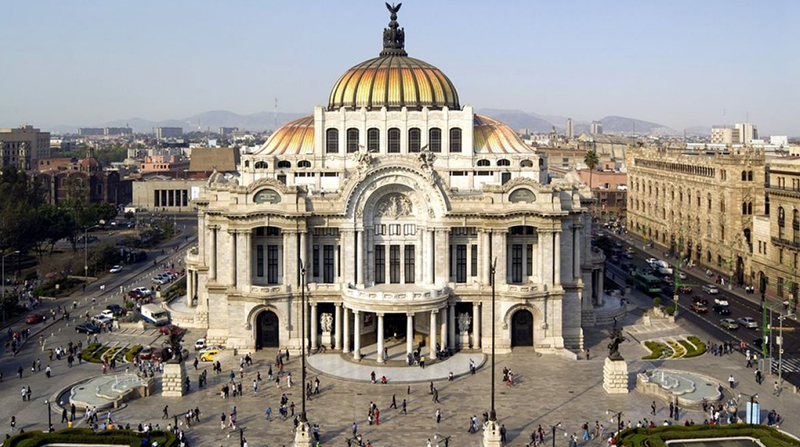 FORBES TRAVEL GUIDE - A Design Lover's Guide To Mexico City     Photo credit: iStock