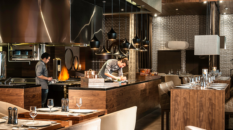 FORBES TRAVEL GUIDE - 7 of Mexico City's Top Brunches     Photo credit: Live Aqua Urban Resort
