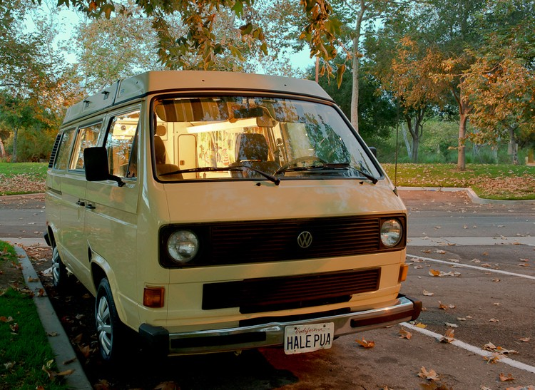 1982_VW_Westfalia_Camper