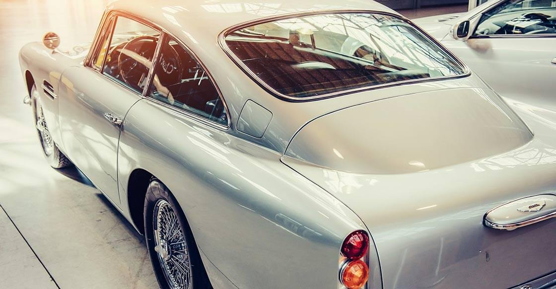 Restoring a Classic Car