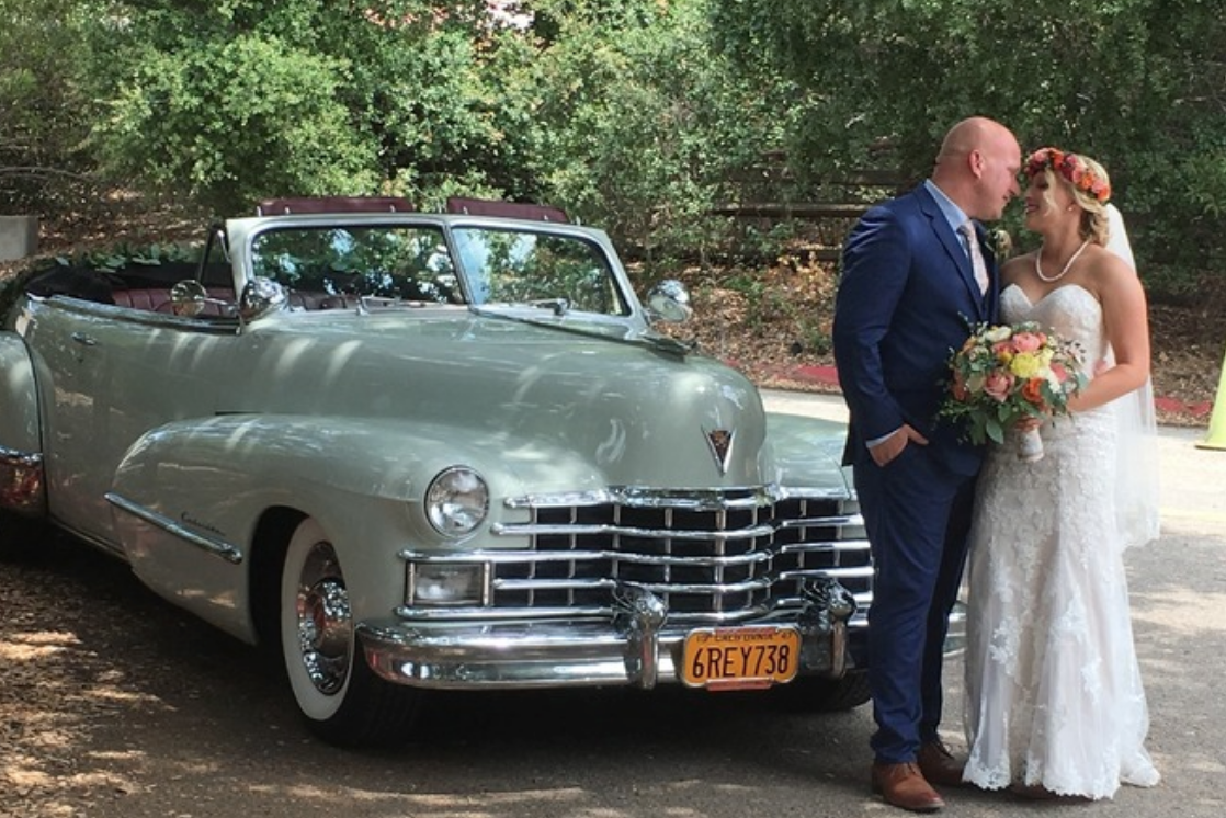 1947 Cadillac Convertible - This '47 Cadillac embodies the term