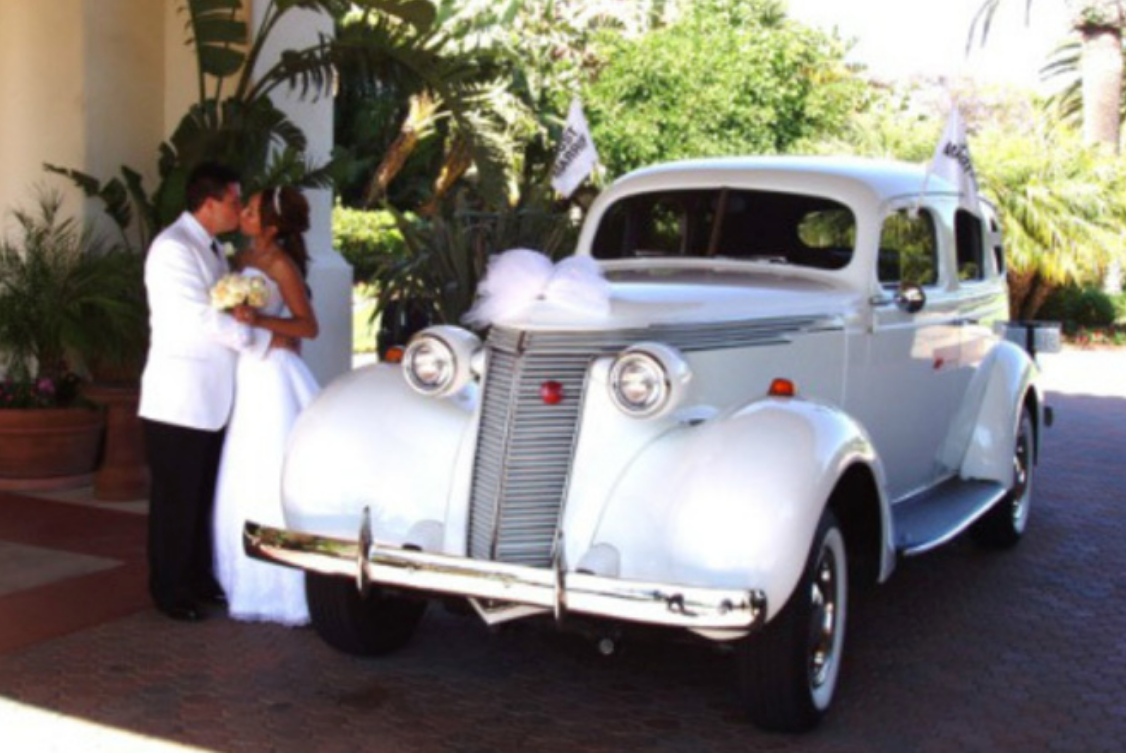 1937 Studebaker St Regis - This 1937 Studebaker comes with custom decorations and other amenities included at no extra cost!