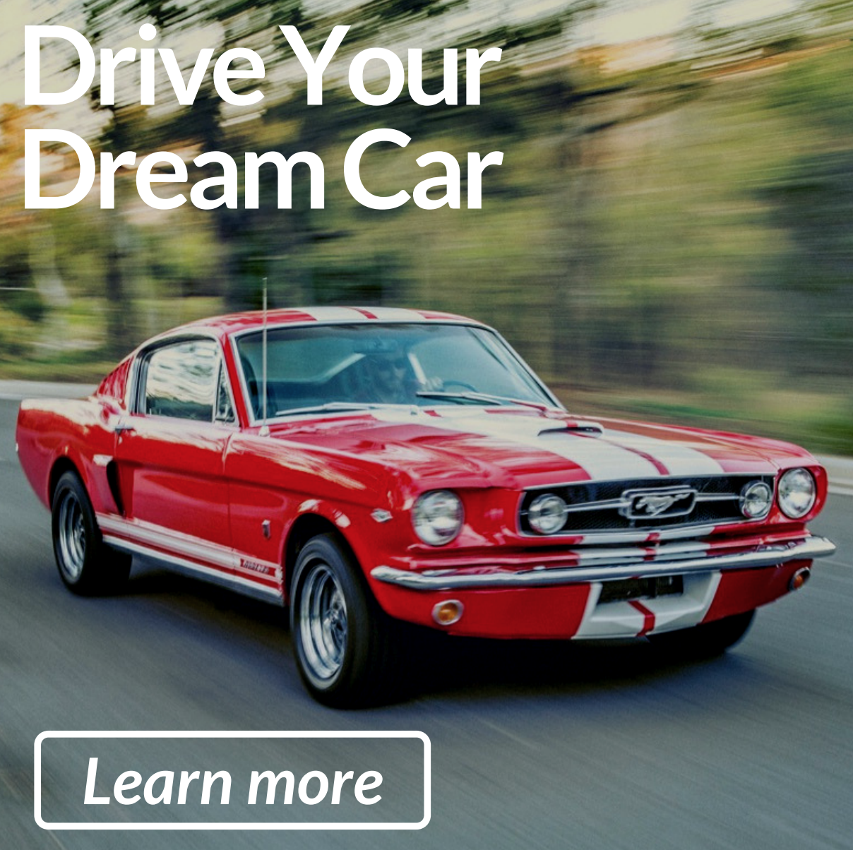 Drive Your Dream Car