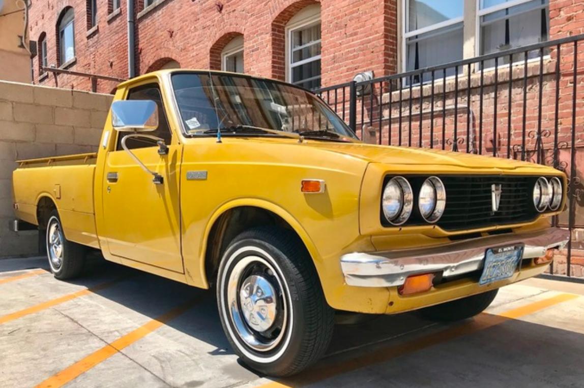 1976 Toyota Hilux