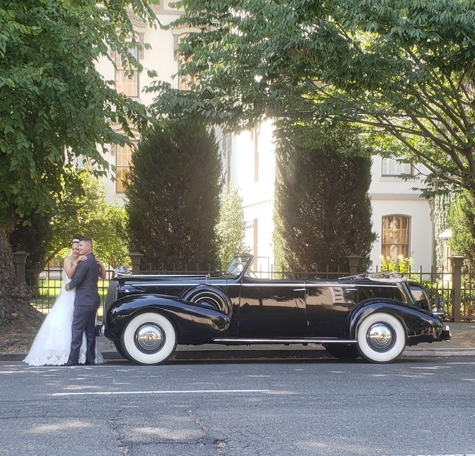 1937 Cadillac Fleetwood Phaeton