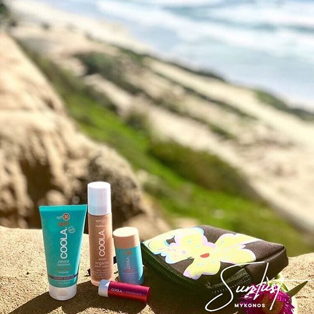 COOLA products for beauty and skincare ♥️