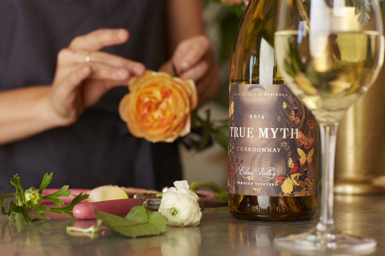 True Myth Wine    View Project