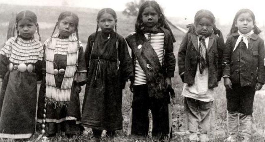 Lakota Children -  LakotaLaw.org