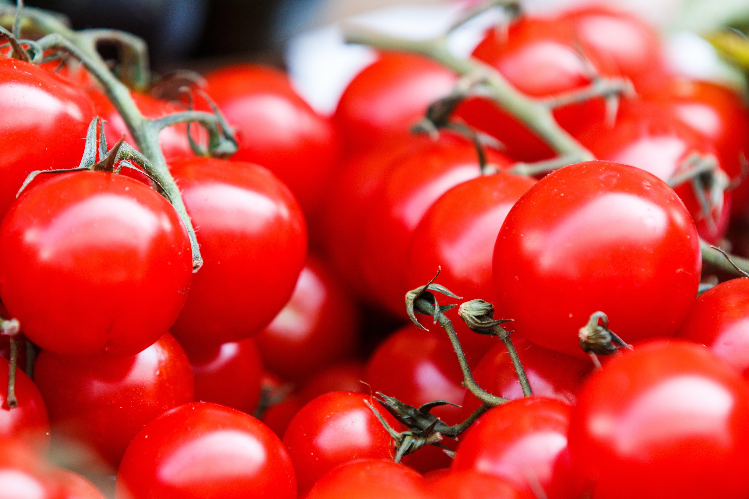 Tomatoes are rich in lutein, lycopene, and beta-carotene, which are antioxidants that offer skin-protective properties.