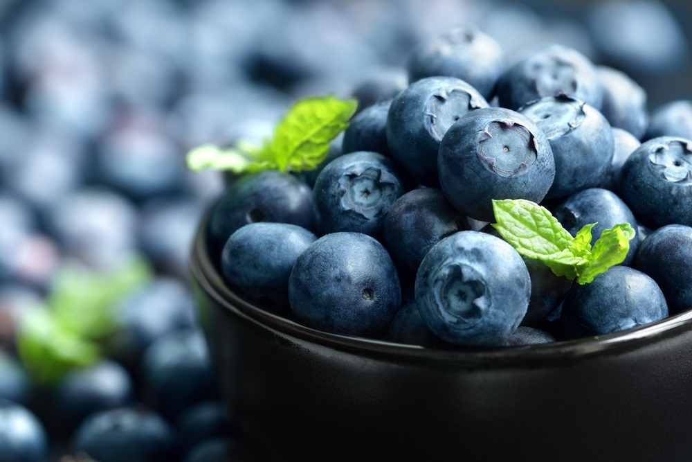 "Berries are rich in flavonoids that quench neuroinflammation. They are a delicious way to ""feed"" your brain! Try adding berries to a smoothie with coconut milk, MCT oil (a special type of oil with brain-boosting benefits), nut butter, and some stevia or monk fruit sweetener."