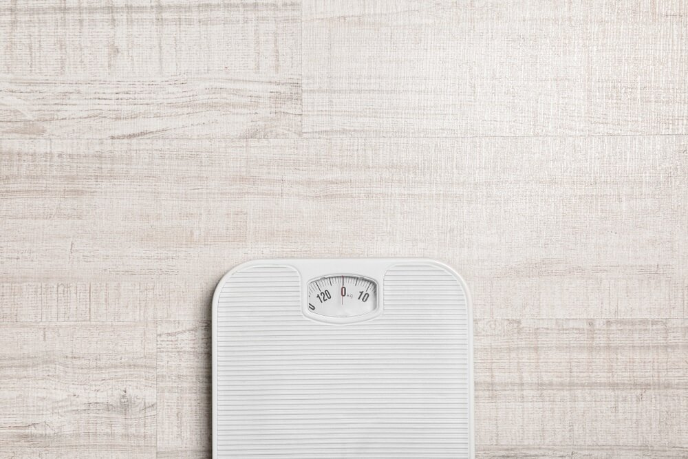 The first step in helping your body achieve a healthy weight while recovering from Lyme: Stop focusing on the scale.