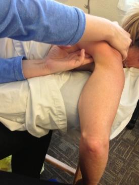 Deep Tissue Massage Class