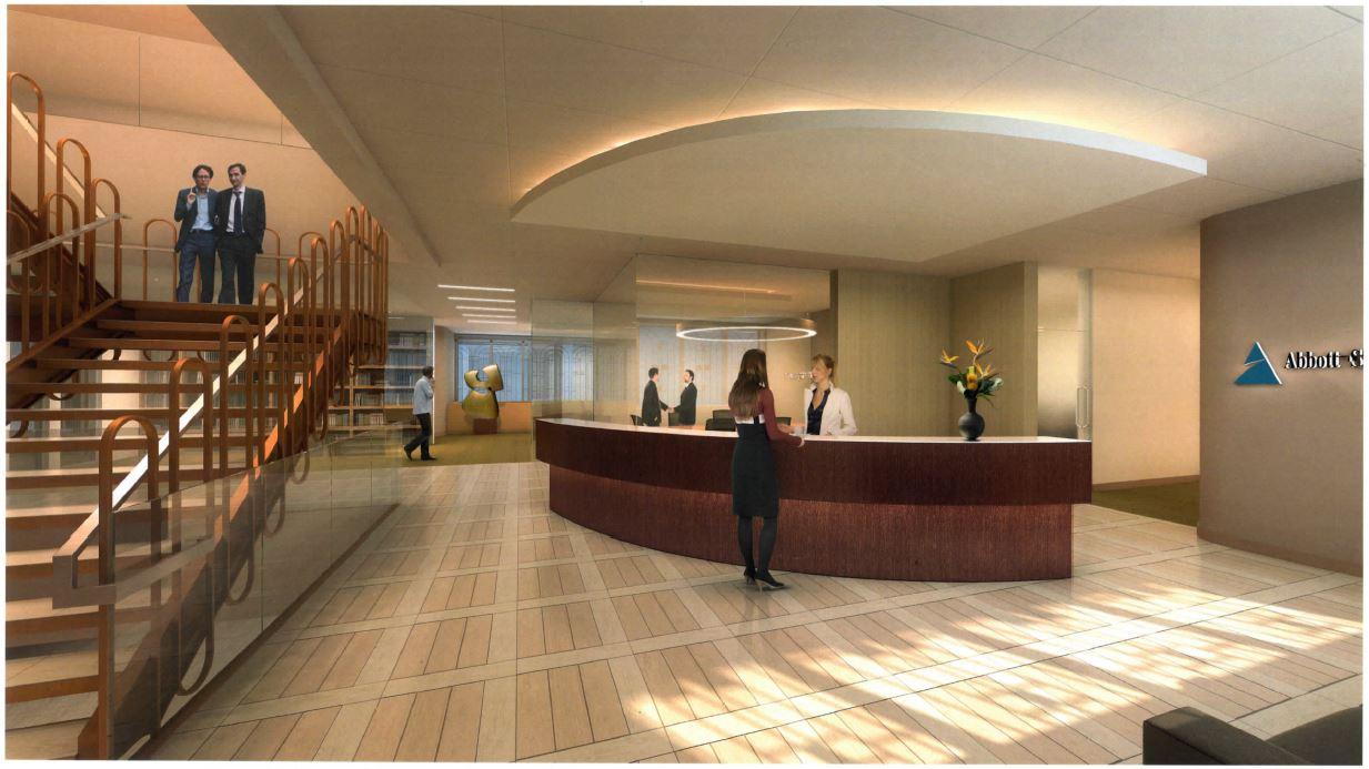 Ground-Floor Lobby