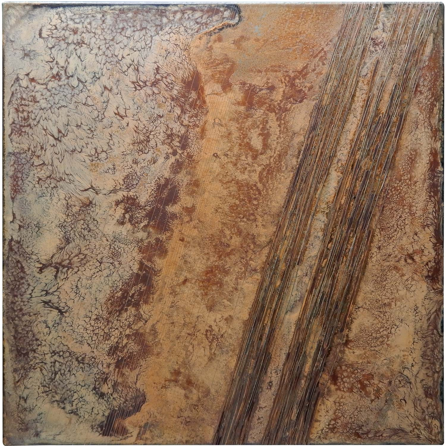 Rust Painting St 51
