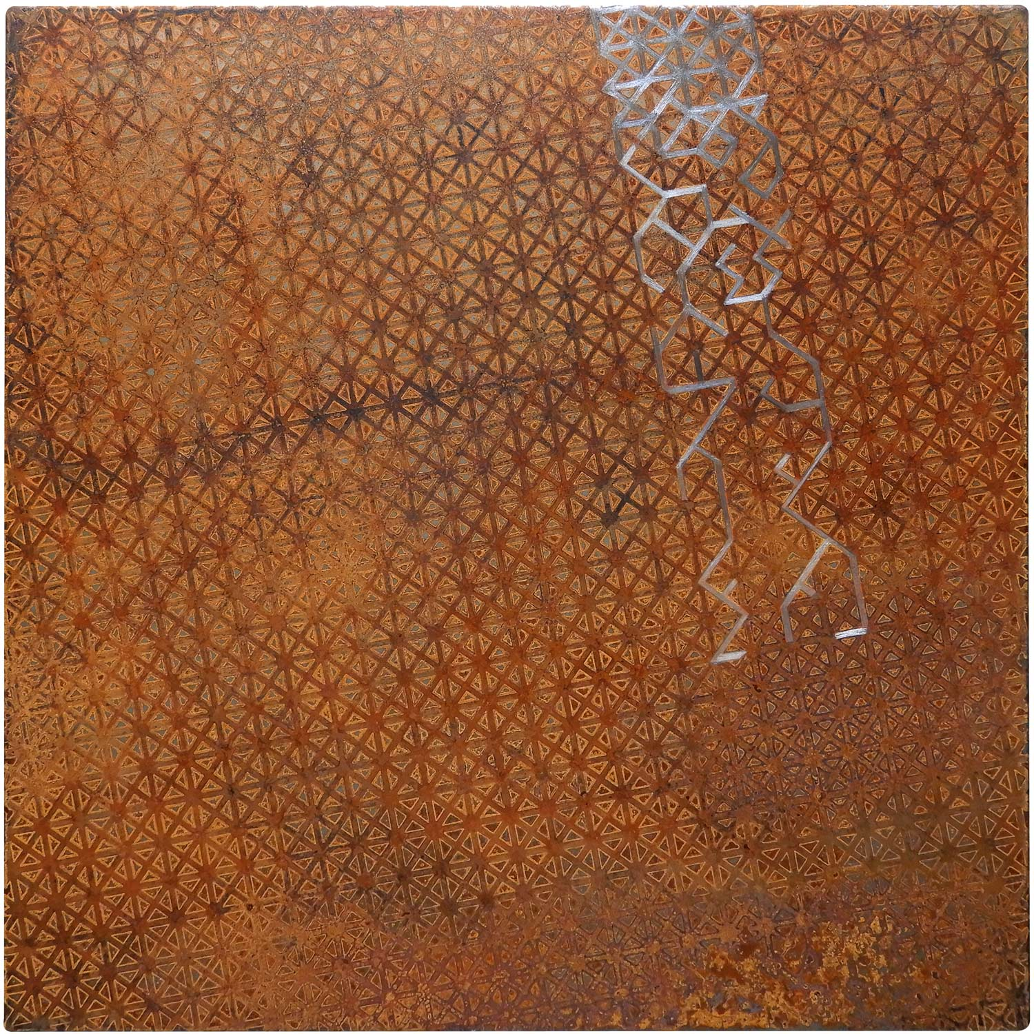 Rust Painting St 57