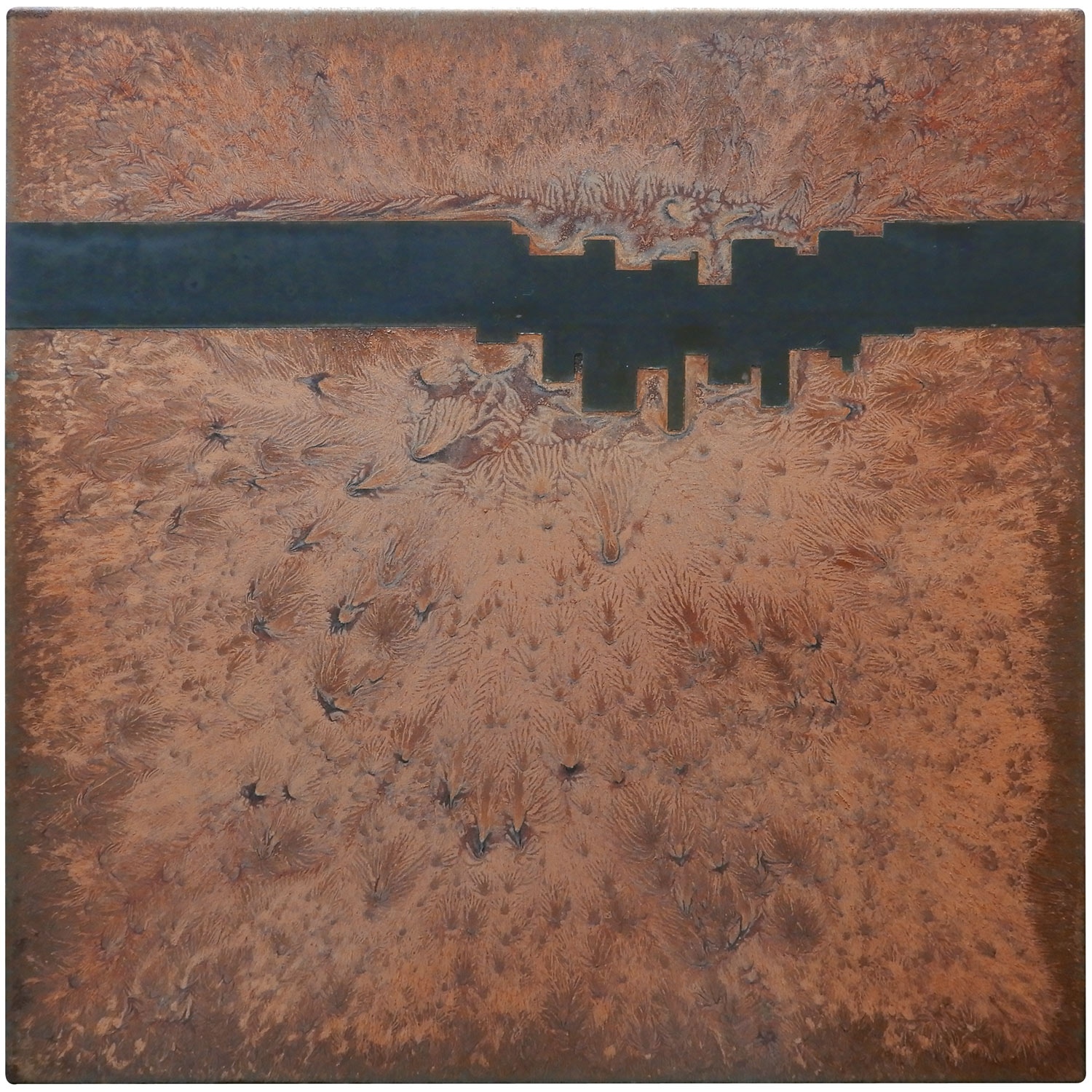 Rust Painting St 64