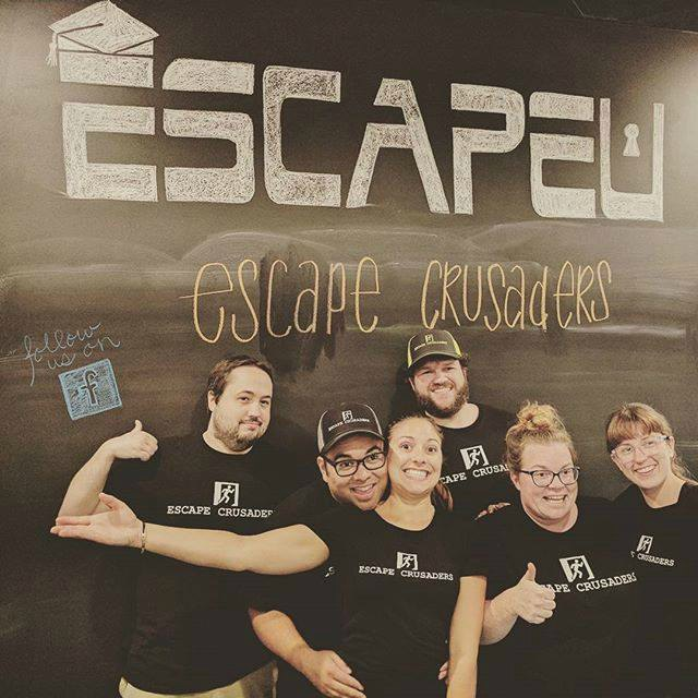 St. Augustine Escape Room Review Team