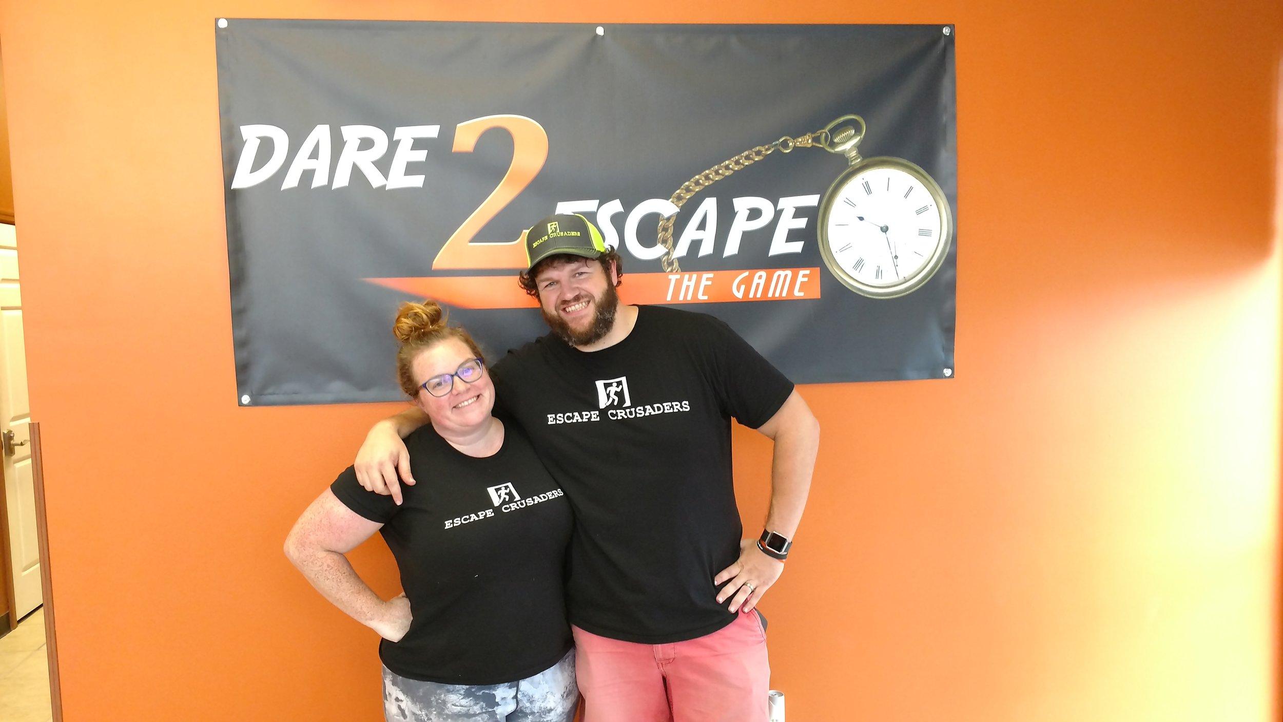 Dare 2 Escape The Asylum