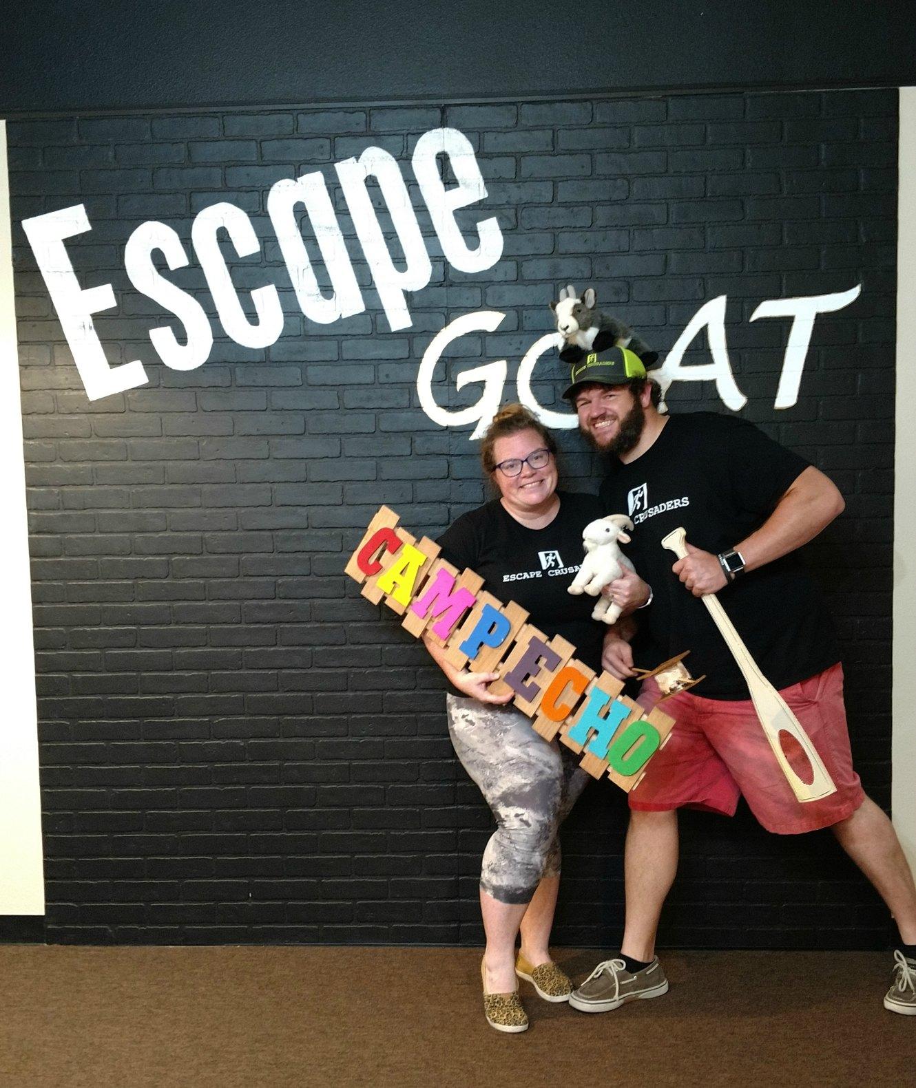 Escape Goat Camp Echo