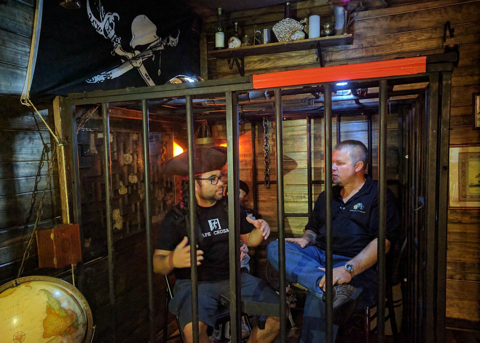 Daytona Escape Room Experience The Black Pearl