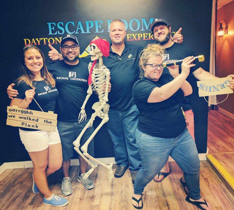 Daytona Escape Room Experience The Ransom